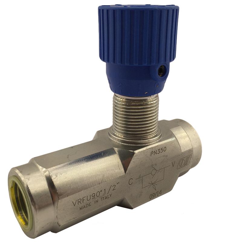 Drøvle-kontra ventil